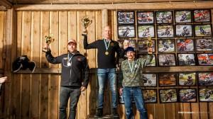 Vinnarna ifrån 2014 års SM. Elitklassen.