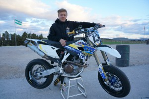 Team 833 Husqvarna FS450