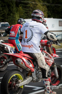 Aron von Goes Supermoto