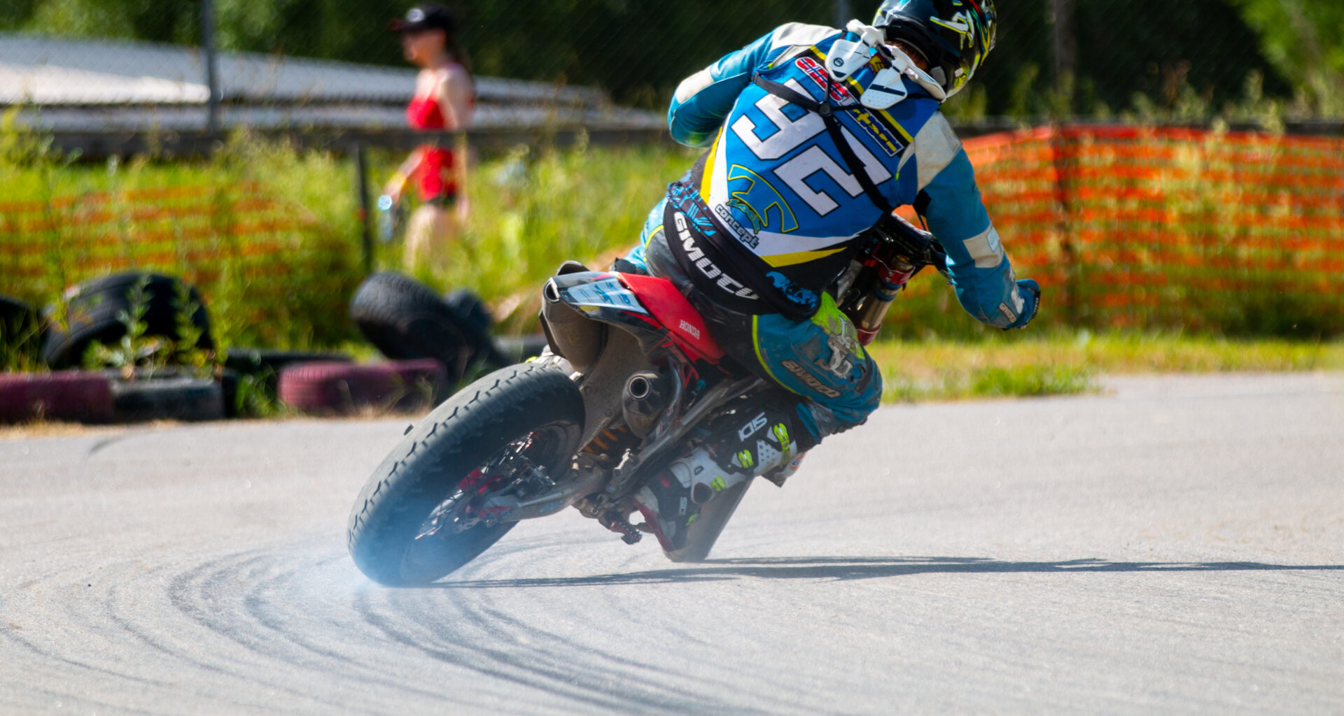 Anton Christensen Supermoto